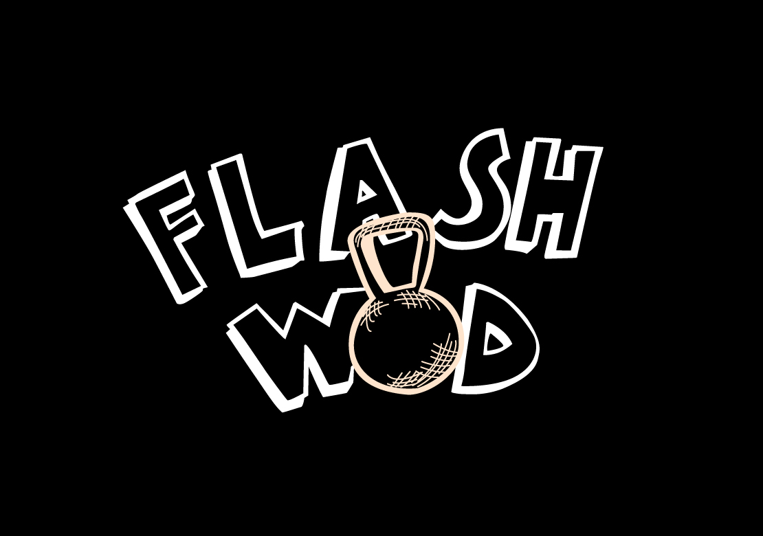 flash WOD logo